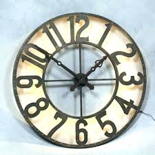 hobby lobby rustic decor wall clock hobby lobby large wall clock medium size of home decor