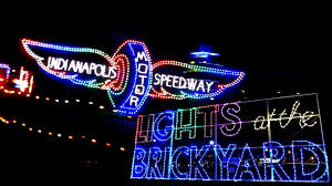 Bristol Motor Speedway Lights Prices Lights At The Brickyard Indianapolis Motor Speedway Christmas Lights