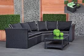 black rattan garden furniture cool wicker outdoor patio furniture
