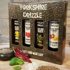 seed oil and balsamic vinegar gift set