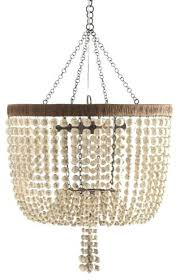 beaded chandelier for your small home decor inspiration with decoration ideas wood bead world market ho