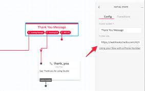 Outbound Call Flow Chart Twilio Studio User Guide Twilio