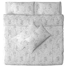 ikea alvine kvist quilt cover and 4 pillowcases the ons keep the quilt in place