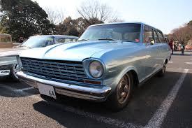 1964 Chevrolet Chevy II NOVA Wagon - YouTube