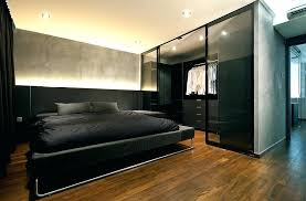 Mens Bed Frames Pertaining To Best Masculine Bedrooms Ideas On Big ...