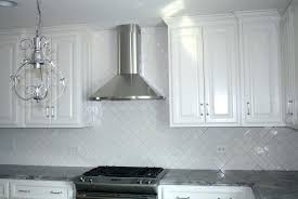 grey and white subway tile kitchen glass gray grout bathroom