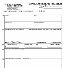 283 x 457 png 17 кб. 11 Change Order Templates Forms Word Excel Fomats