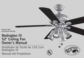 hamilton bay ceiling fan troubleshooting in lovely hampton fans manual 66 on good cover letter idea guide code 13