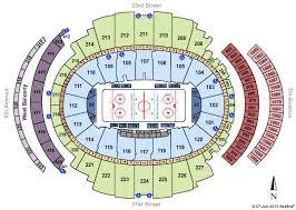 Ny Rangers Seating Chart Elegant Cheap Madison Square Garden