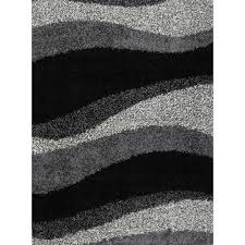 grey and black area rugs awesome home dynamix synergy collection contemporary rug of white luxury