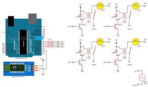 activated home automation circuit components required