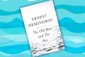 facts about hemingway s the old man and the sea mental floss istock background scribner cover the old man and the sea