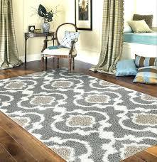 target area rugs rug ivory black x 3 5