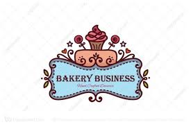 Crafty Desserts Bakery Logo