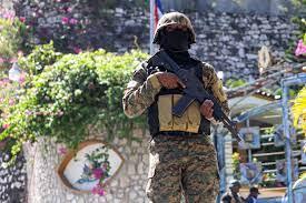 Haitian Police Claim Arrest of ...