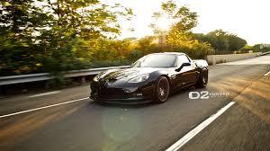 black chevrolet corvette z06 supercar hd wallpaper wallpaper