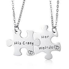 puzzle piece necklace relationship