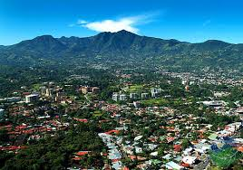 Image result for mountain views by plane Costa Rica