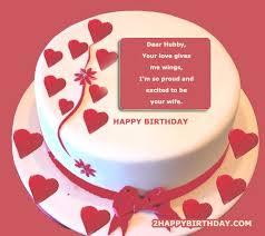 Happy Birthday Cake For Husband 2happybirthday
