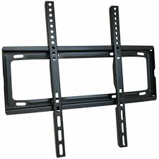 tv wall bracket mount slim fixed for 26