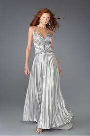 silver wedding dress 28 images silver wedding dress a line