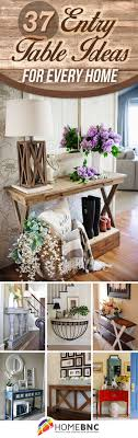 home entryway furniture. unique entryway 37 eyecatching entry table ideas to make a fantastic first impression on home entryway furniture