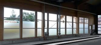 Spiegel Folie Badezimmerfenster