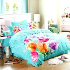 pink purple bedding teal bed set