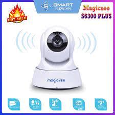 Camera giám sát Magicsee S6300 Plus Xoay 360 độ giá 399.000đ - Toàn quốc