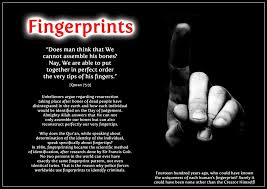 picture perfect quran modern science fingerprints com photo courtesy flickr com photos happyindya2020