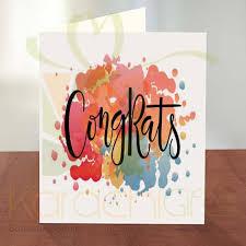 Karachi Gifts Personalized Congratulations Cards To Karachi Pakistan