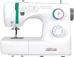 <b>ЧАЙКА 740</b> Швейная машина — купить в интернет-магазине ...
