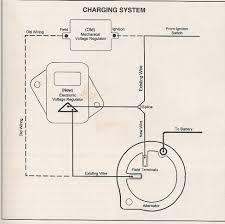 gm alternator external regulator wiring diagram gm alternator wiring diagram external regulator Alternator Wiring Diagram External Regulator #48