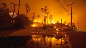 When 'hell moved in,' a California nurse drove through fire to save ...