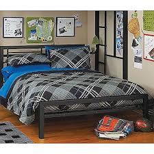 boys full size bed. Delighful Size Black Full Size Metal Bed Platform Frame Great Addition To Any Kids Or Boys  Bedroom Set Nice Furniture ON SALE NOW This Beds Frames  To