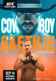 UFC Fight Night: Cerrone vs. Gaethje - Wikipedia