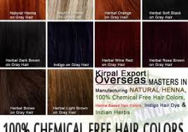 Brown Hair Colour Online Charts Collection