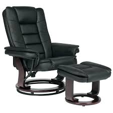 recliner chair with stool recliner chairs with footstool fabulous leather swivel inspiration chair and stool marvelous