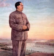 the writings of chairman mao tse tung left side of the roadleft the writings of chairman mao tse tung
