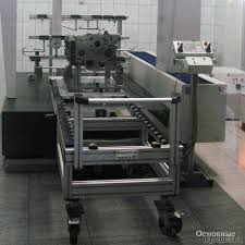 Запуск производства двигателей cummins isl на Камминз Кама  Термоконстантное помещение с 3 координатной измерительной машиной идет контрольное измерение блока цилиндров