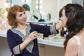non toxic wedding makeup artist in nyc