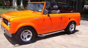 Purchase used Scout, Hot Rod, Gasser, Convertible, Pickup, Truck ...