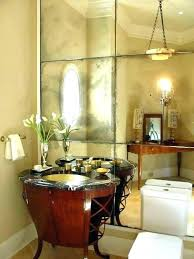 antique mirror tiles wall home depot brick creating glass does cut