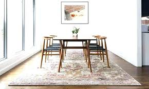 rugs under kitchen table round rug under round table best rugs for under dining room table