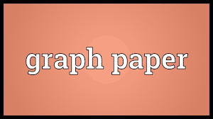 Graph Paper Meaning