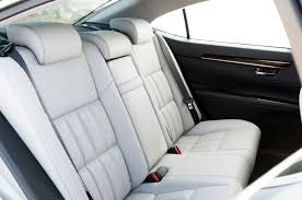 lexus lc backseat. 2016 lexus es 350 rear seat lc backseat