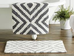 bathroom bathroom winning better homes and garden cotton reversible bath collection mat vs agreeable montauk