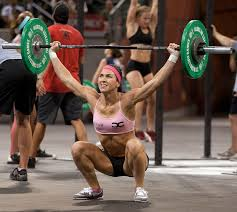 Chatting with Lindsey Smith : 2010 CrossFit Games