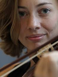 She plays an 1846 Pierre Silvestre violin and a 2004 Marco Coppiardi viola. - Lily-Francis