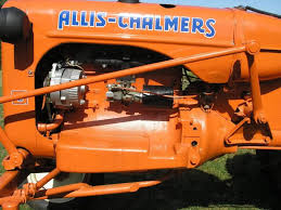 alternator questions allischalmers forum to avoid the steering arm closeness to the alternator and on my tractor the arm rubbing on the front grill metal i reversed the steering arm
